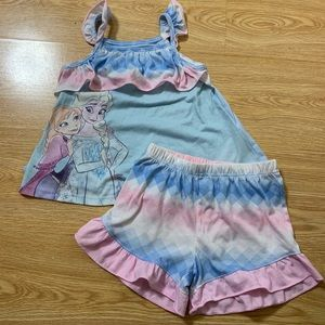Disney Frozen Pajamas